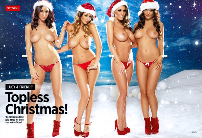 Lucy-Pinder-Rosie-Jones-Holly-Peers-Nuts-Christmas-Special-Kanoni-5