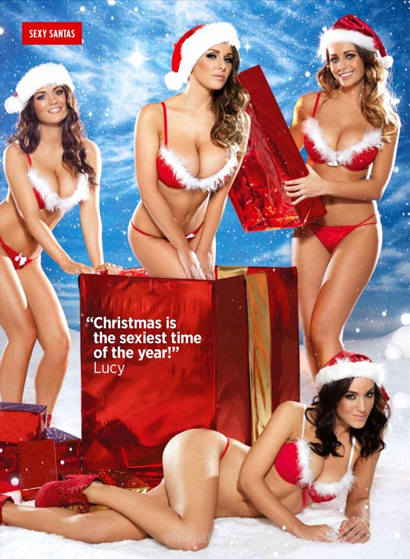 Lucy-Pinder-Rosie-Jones-Holly-Peers-Nuts-Christmas-Special-Kanoni-6