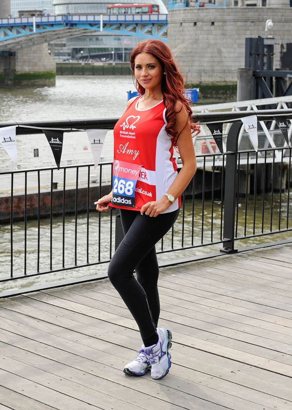London Marathon Photocall