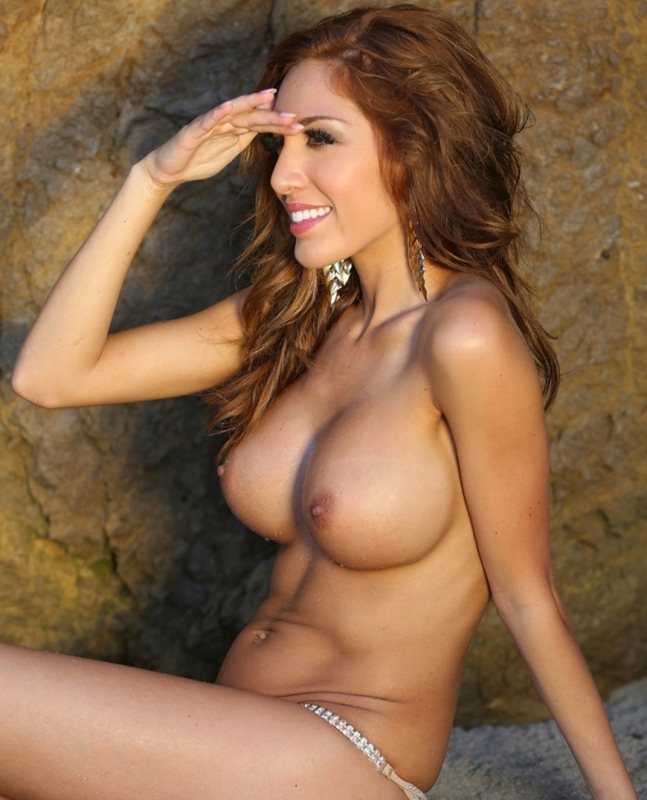 farrah-abraham-topless-in-a-bikini-shoot-kanoni-3