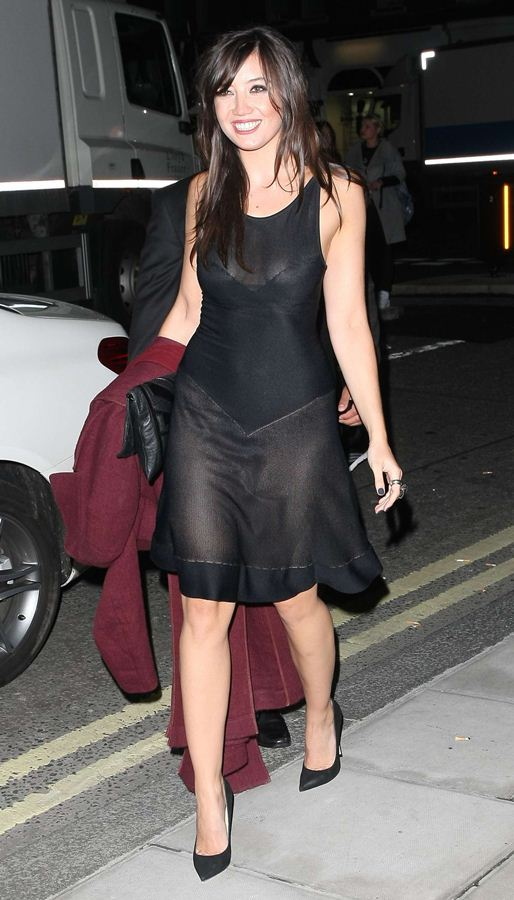 Daisy-Lowe-braless-see-through-at-W-Magazine-Dinner-5