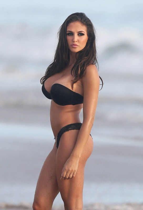 Jaclyn Swedberg Does A Photo Shoot With Raquel Rischard