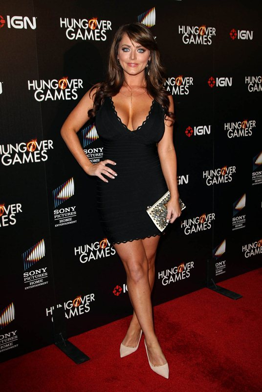 """The Hungover Games"" - Los Angeles Premiere"