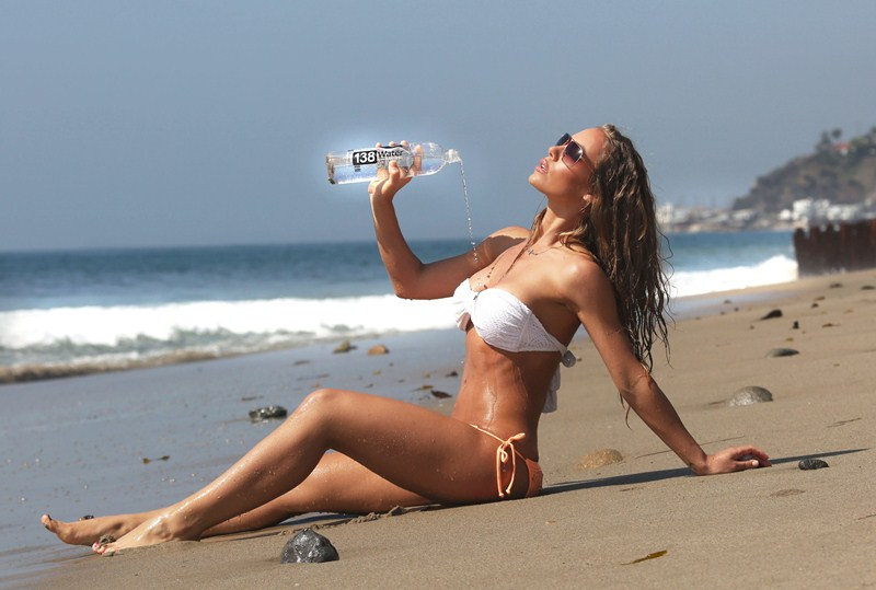 Nicole Aniston Shows Off Her Bikini Body In Malibu