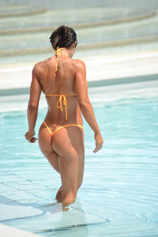 EXCLUSIVE: Michelle Lewin sizzles as she reaches 1 million Instagram followers