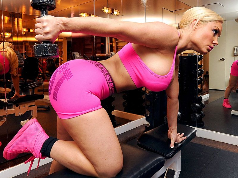 Nicole-Coco-WorkOut-Pink-Outfit-Kanoni-6