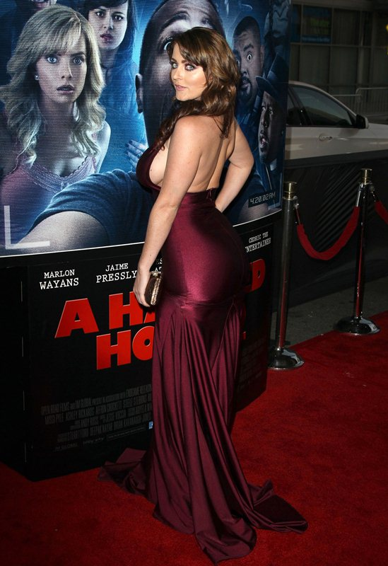 Premiere of Open Road Films' 'A Haunted House 2' - Arrivals