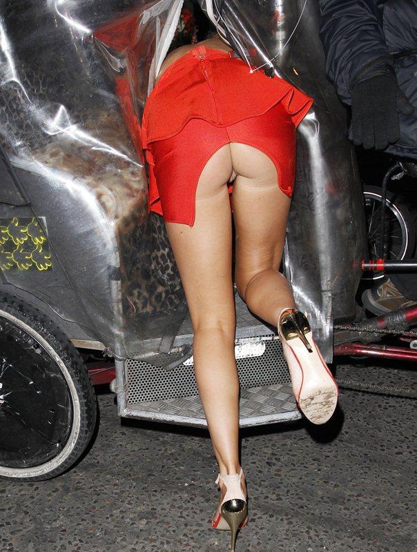 Aisleyne Horgan-Wallace drunken night out