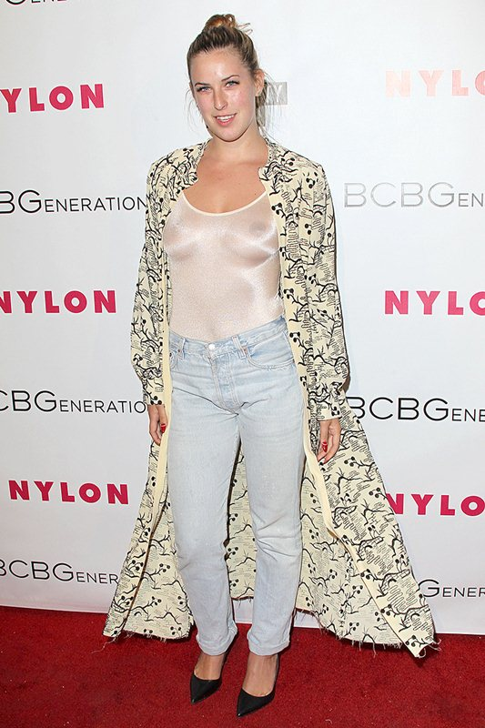 NYLON + BCBGeneration Young Hollywood Party - Los Angeles - TIGHT EDIT