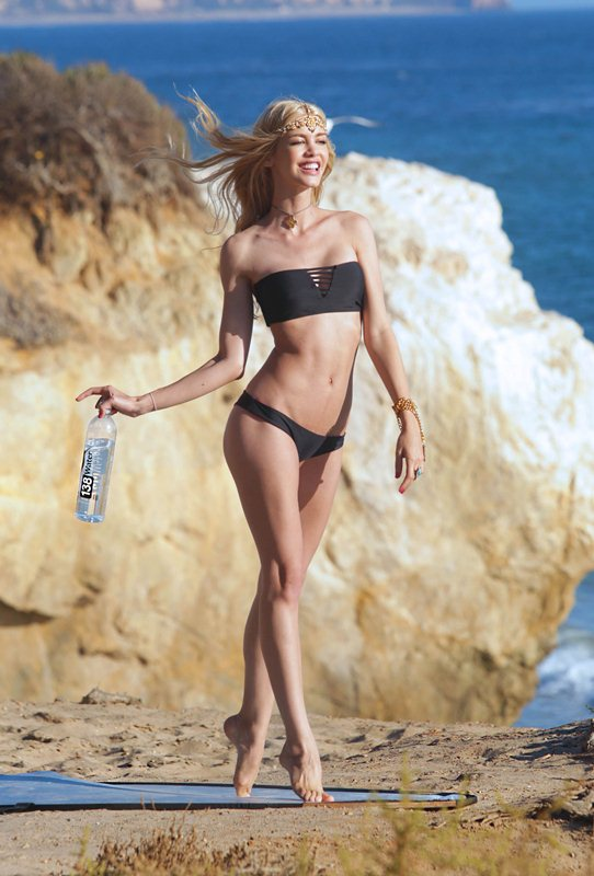 Birthday Girl Kat Torres Does A Photo Shoot In Malibu