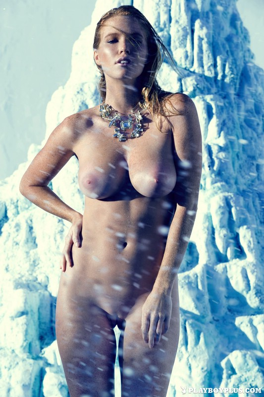 Elizabeth-Ostrander-Nude-on-Ice-Kanoni-3 | KANONI NET