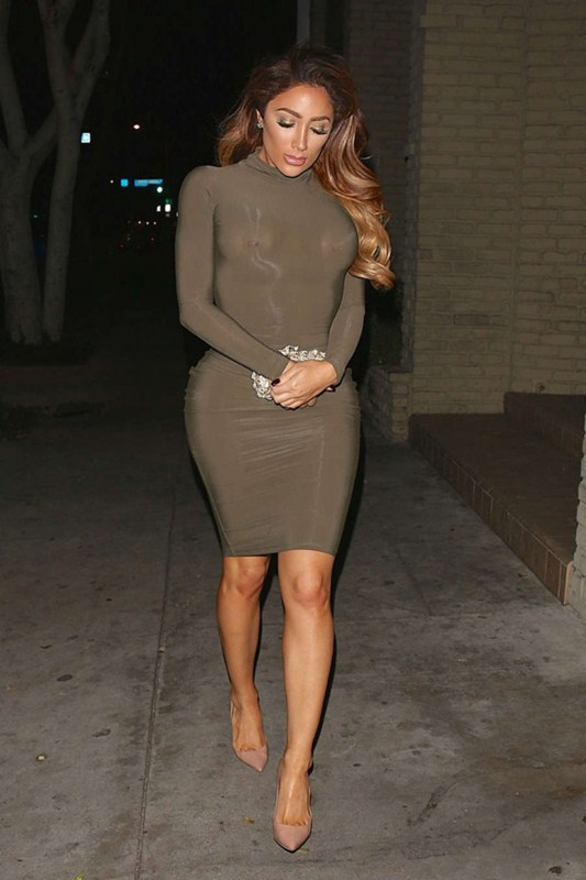 Nikki-Mudarris-in-See-through-Tight-Dress-Out-Los-Angeles-Kanoni-7