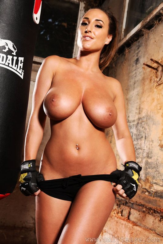 Stacey-Poole-Topless-Boxer-Kanoni-3