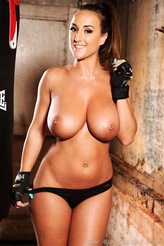 Stacey-Poole-Topless-Boxer-Kanoni-7