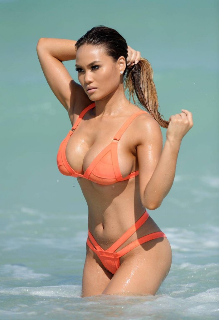 Daphne-Joy-Bikini-Bombshell-Miami-Beach-Kanoni-1 | KANONI NET - photo#38