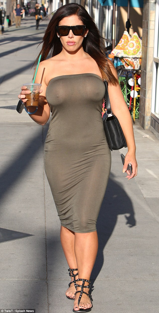 Carmen-Ortega-See-Through-Dress-Boobs-Studio-City-Los-Angeles-Kanoni-2