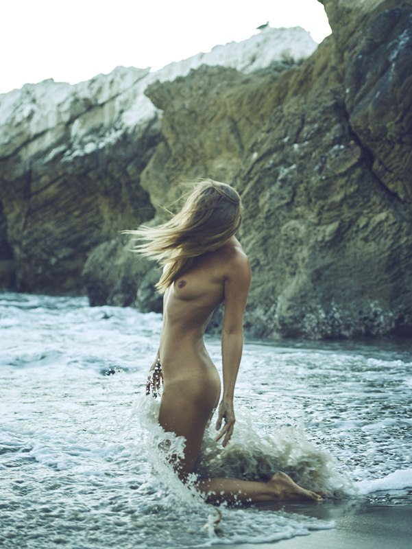 Nude photo shoot with brooklyn part 3 7