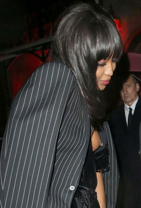 Stars attend Charlotte TillburyÕs Naughty Christmas Party **USA ONLY**