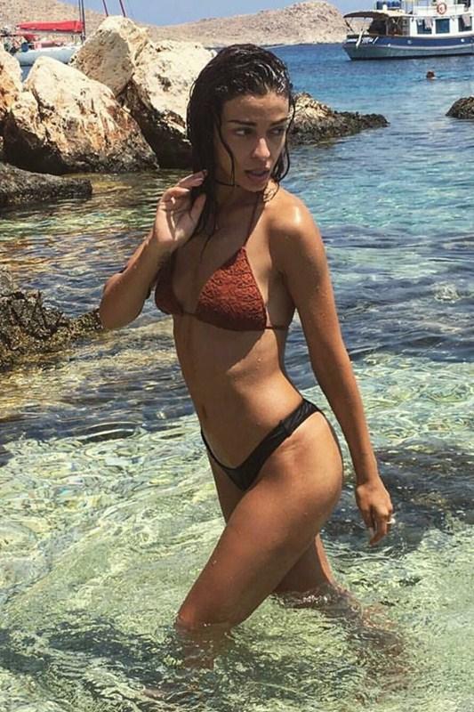 Eleni-Foureira-Bikini-Halki-Island-Kanoni-1