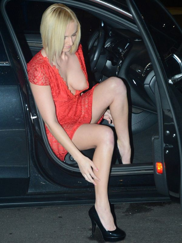 kate-england-nipple-slip-red-dress-night-out-miami-kanoni-2
