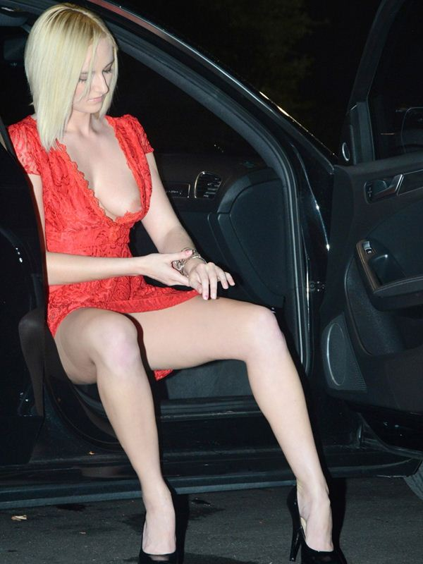 kate-england-nipple-slip-red-dress-night-out-miami-kanoni-5