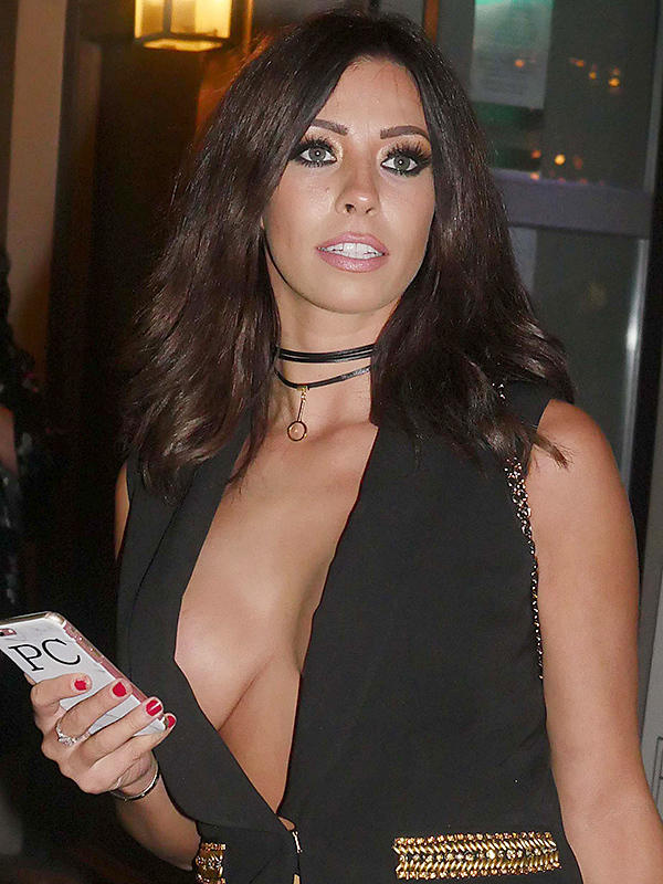 Pascal Craymer out and about in London.
