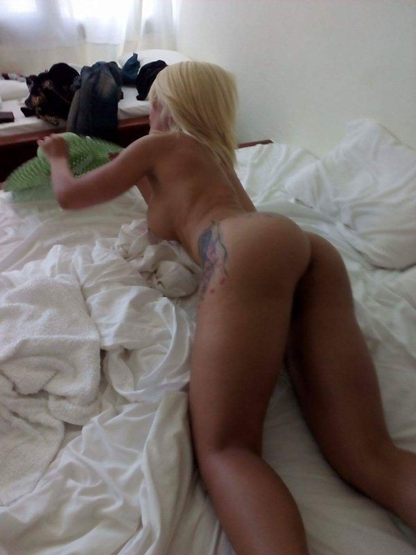 Naked at a hotel in phx az on i17 and dunlap - 3 part 5