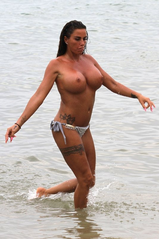 Katie price topless pictures, increament in male sex organ