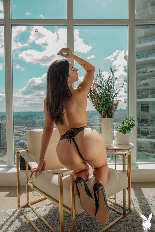Kovtos  nackt Xris Latest Playboy